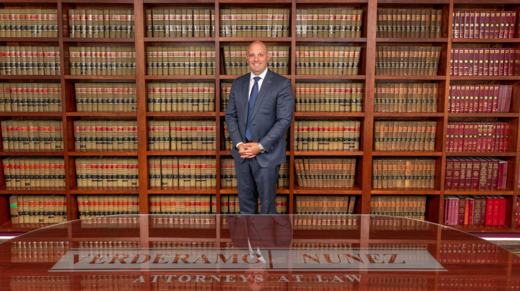 Derek Verderamo Attorney Lawyer Criminal Personal Injury Law Naples Fort Myers Florida