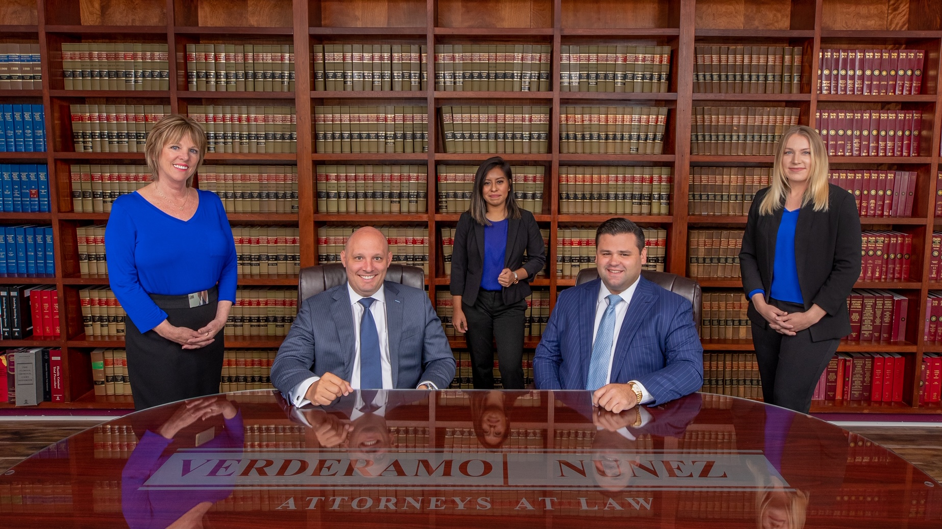 Law Office Verderamo Nunez Team Southwest Florida-Criminal Defense Lawyers